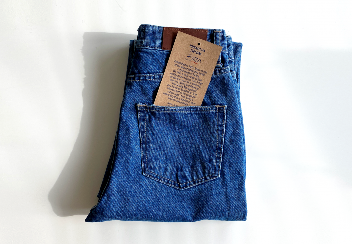 slim-fit bossa denim